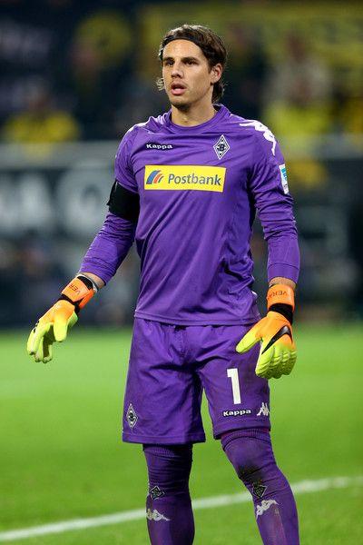 Yann Sommer Photos Photos Borussia Dortmund V Borussia Moenchengladbach Bundesliga Borussia Dortmund Dortmund Photo