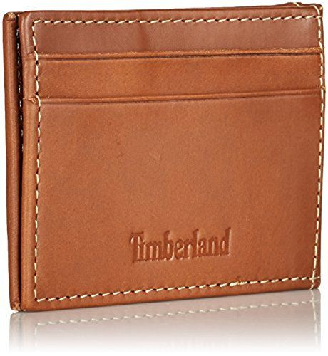 fa3cca4430e2c 12. Timberland Men s Hunter Flip-Clip Wallet