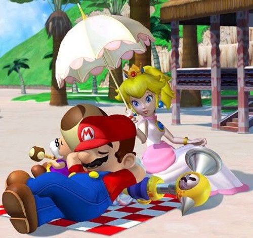 Super Mario Odyssey Soundtrack Tour