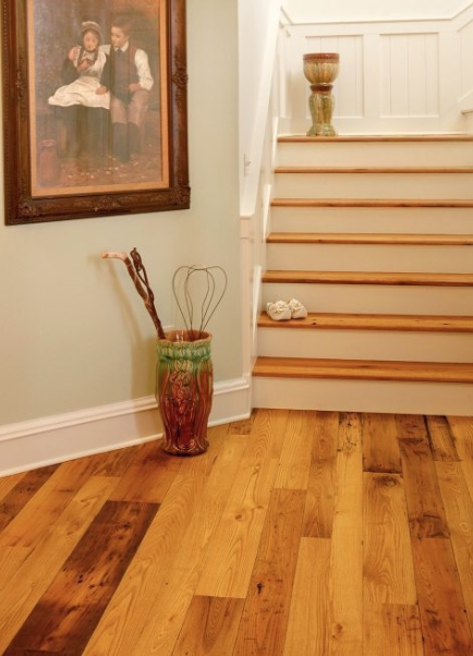 carlisle reclaimed chestnut wood flooring stairs and entry in 2019carlisle reclaimed chestnut wood flooring stairs and entry with these carlisle reclaimed wood flooring on the stairs and entryway, you will arrive home to