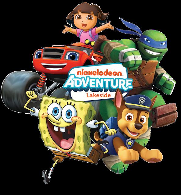 Nickalive Nickelodeon Adventure Lakeside Sneak Peek Opening Autumn 2019 Nickelodeon Uk Nickelodeon Toy Story Halloween Adventure