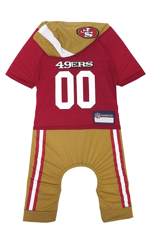 00839e1be95 NFL San Francisco 49ers Pet Onesie