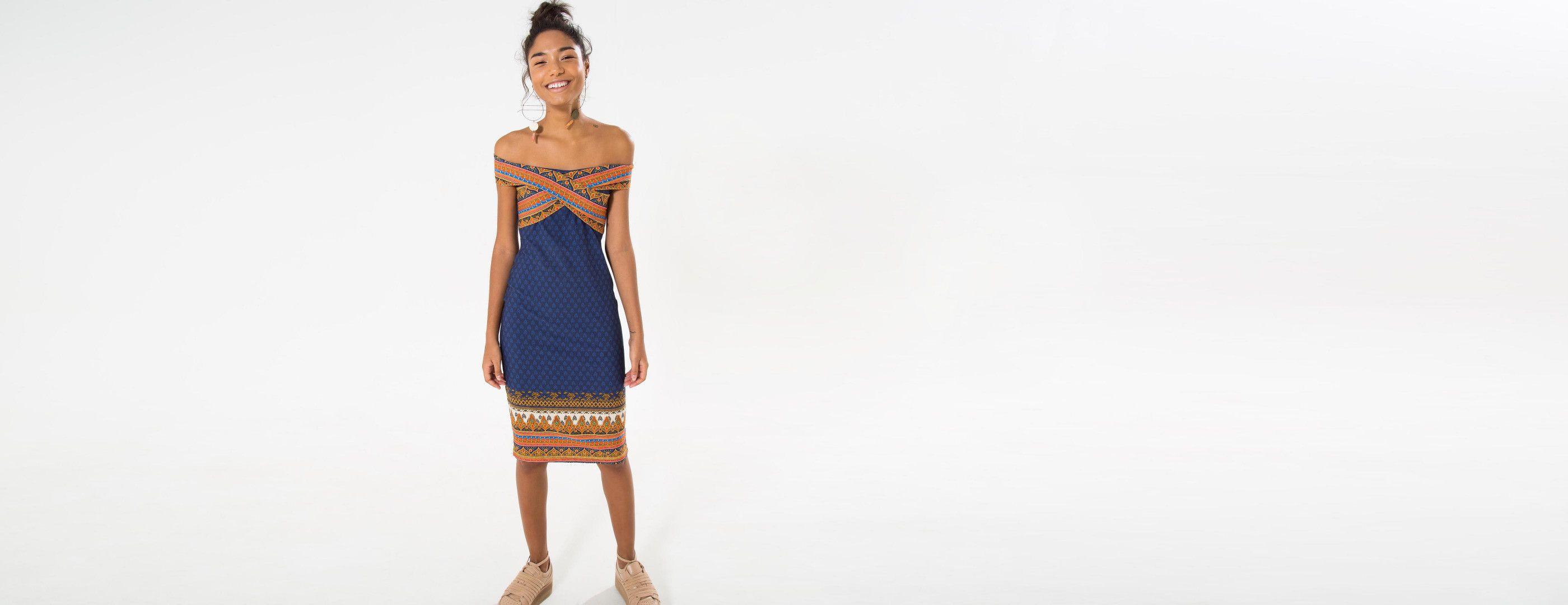 Fair dress doralice lenco | FARM