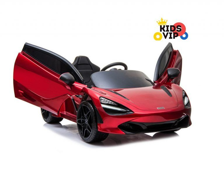 New Upgraded Mclaren 720s With Upgraded 12v 10 Amp Battery Butterfly Opening Doors Led Lights Rubber Wheels One Comfortable L Kids Ride On Mclaren Ride On Toys