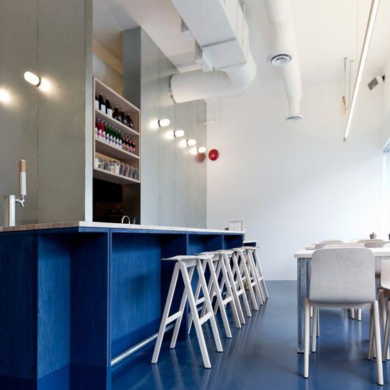 Kitchen Design Bangkok: Family-run Restaurant Kin Kao Thai Kitchen Draws On