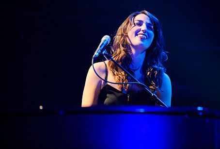 Sara Bareilles |  Chicago Theatre at Chicago ( 07-10-2014 7:30 PM ) it was AWESOME