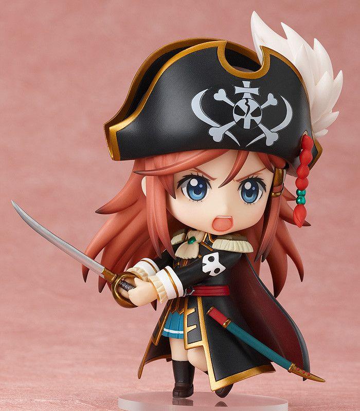Manga Anime Pirates: Marika Kato Nendoroid Figure