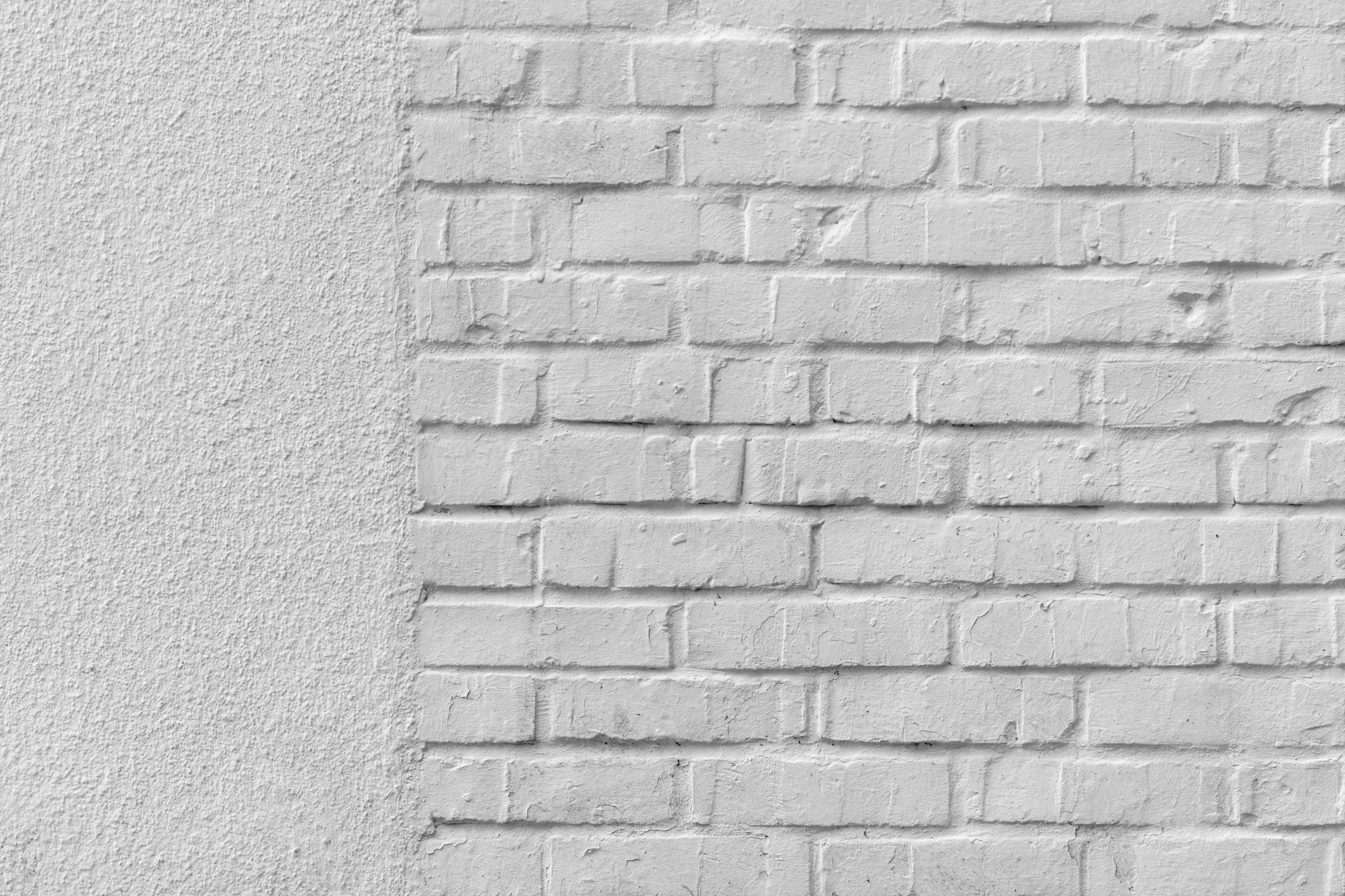 White Brick Wall Brick Wall Picture Wall White Brick