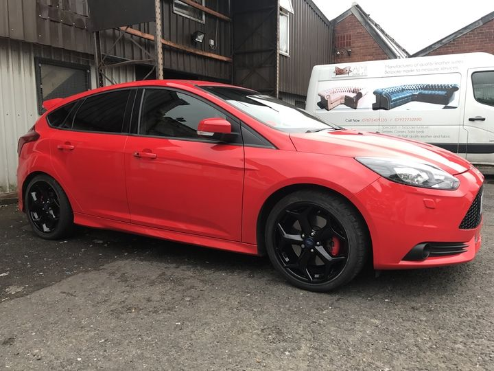 Our Technicians Have Done It Again Smart Looking Gloss Black