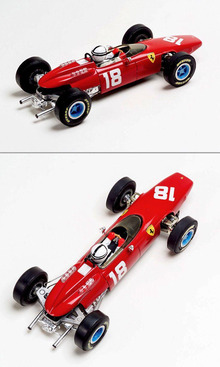 Details about AMT 60's 1/24 Chaparral slot racing car kit