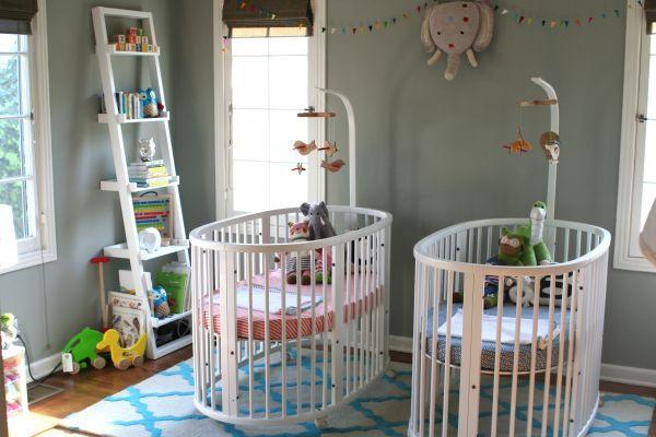 26 runde baby betten f r ein farbenfrohes und gem tliches kinderzimmer kinderzimmer. Black Bedroom Furniture Sets. Home Design Ideas
