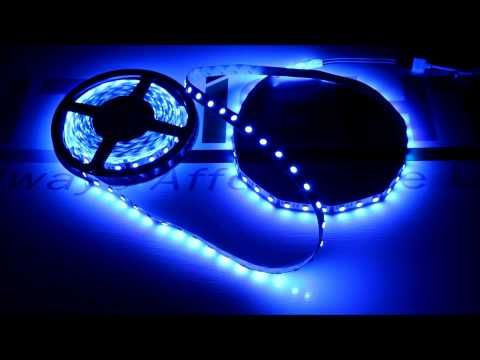 How To Choose Led Strip Lights Rgb Color Changing Kit W