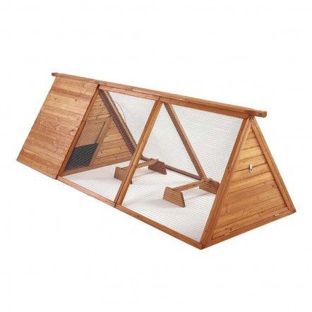 Poulailler bristol poulailler en bois de r sineux livraison gratuite id al pour 2 4 - Poids d une stere de bois ...