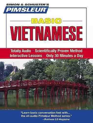 NEW 5 CD Pimsleur Learn to Speak Basic Vietnamese Language