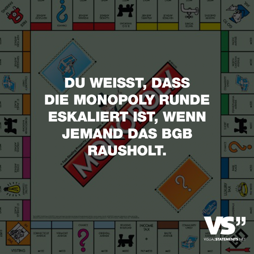 Monopoly Lustig
