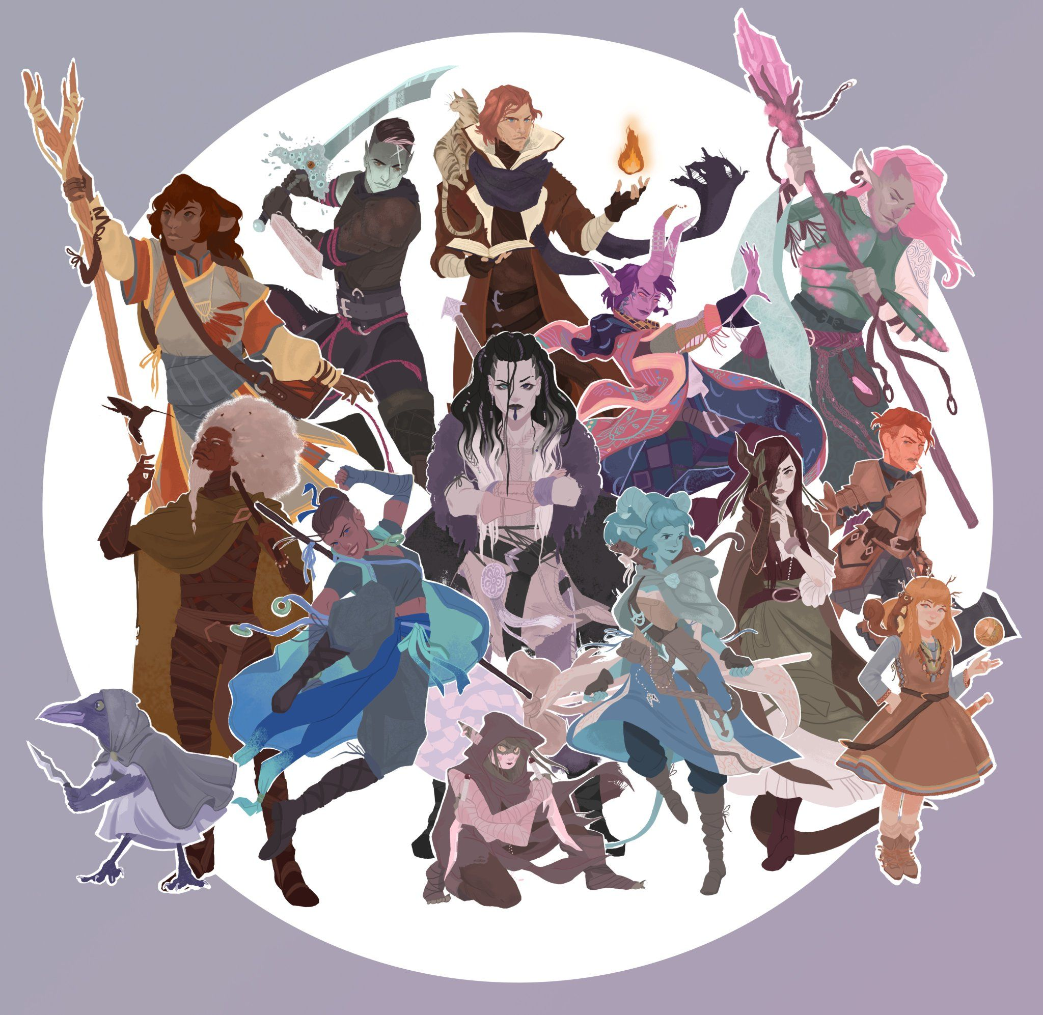 Julie Rush On Twitter Critical Role Characters Critical Role Critical Role Fan Art Tiberius is an original member of vox machina and is in the vox machina origins comic series. pinterest
