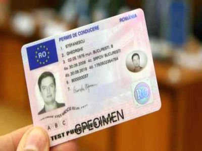 permis de conducere standardul internațional de conducere varico