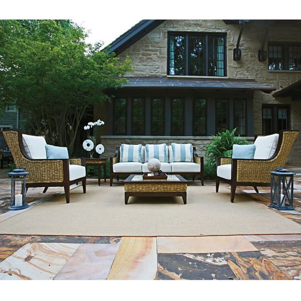 Love These Cube Tables For Patio Or Living Room Made From: Aqua Deep Seating Patio Furniture By Summer Classics