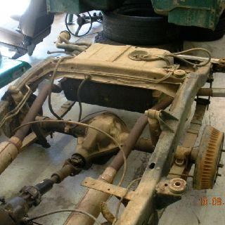 1981 Cj5 Frame Prerestoration Jeep Cj Jeep Cj5 Jeep