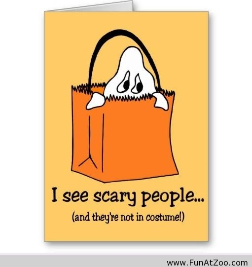Funny Quotes · Wishing You A Sweet Halloween.