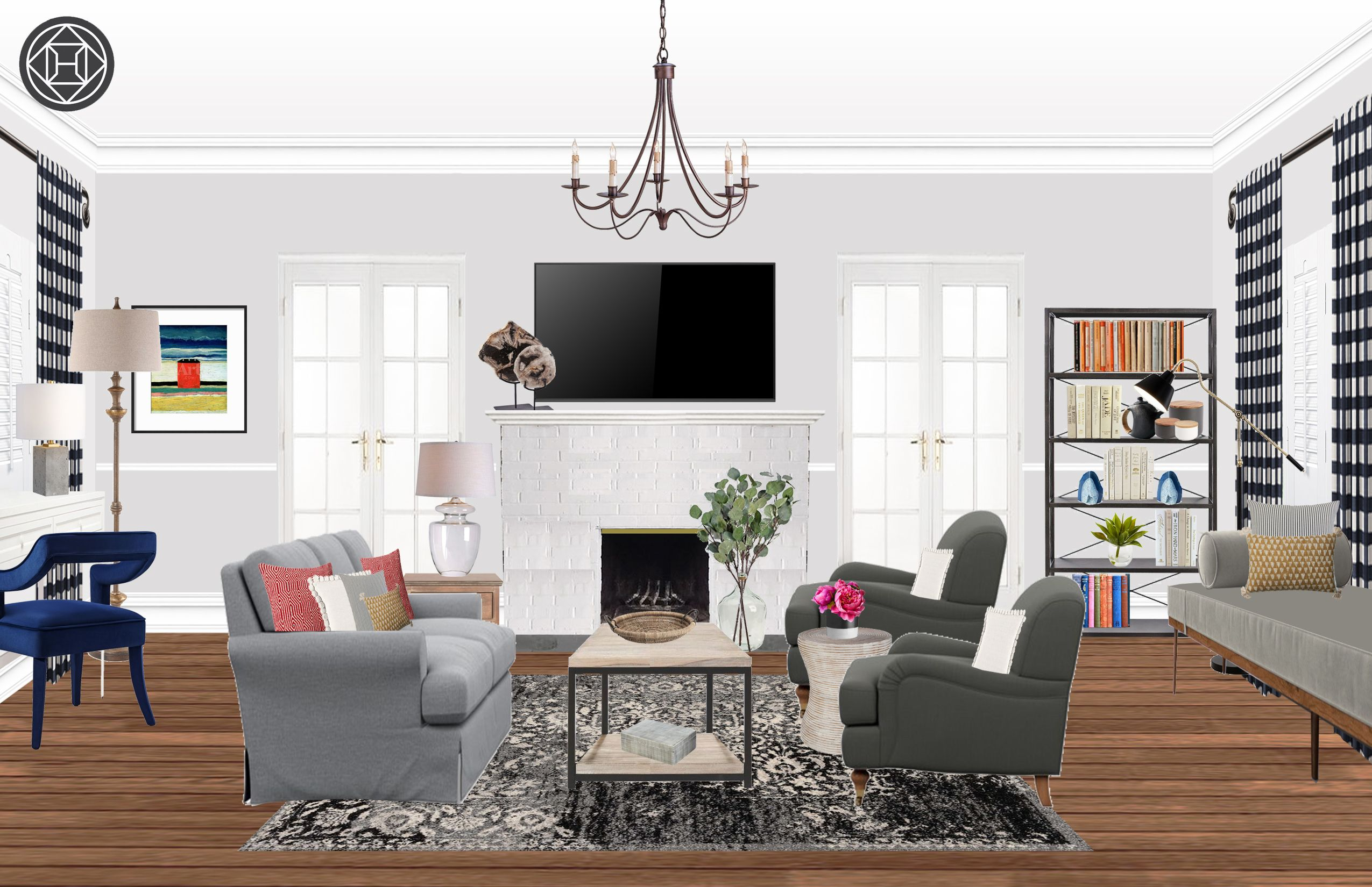 Classic Traditional Living Room Style Farm House Living Room Traditional Style Living Room Traditional Living Room #traditional #living #room #style