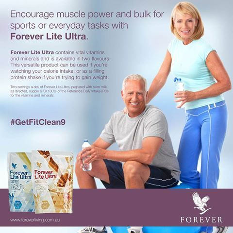 Forever Lite Ultra with Aminotein is the perfect addition to your healthy  Forever Living lifestyle.