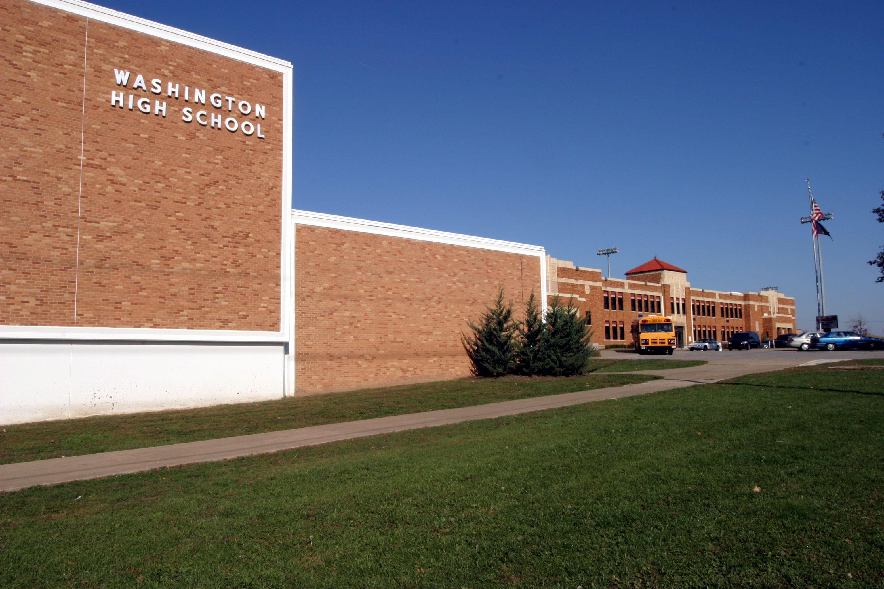 Washington High School, Kansas City, Kansas (Wyandotte County) Go Wildcats!