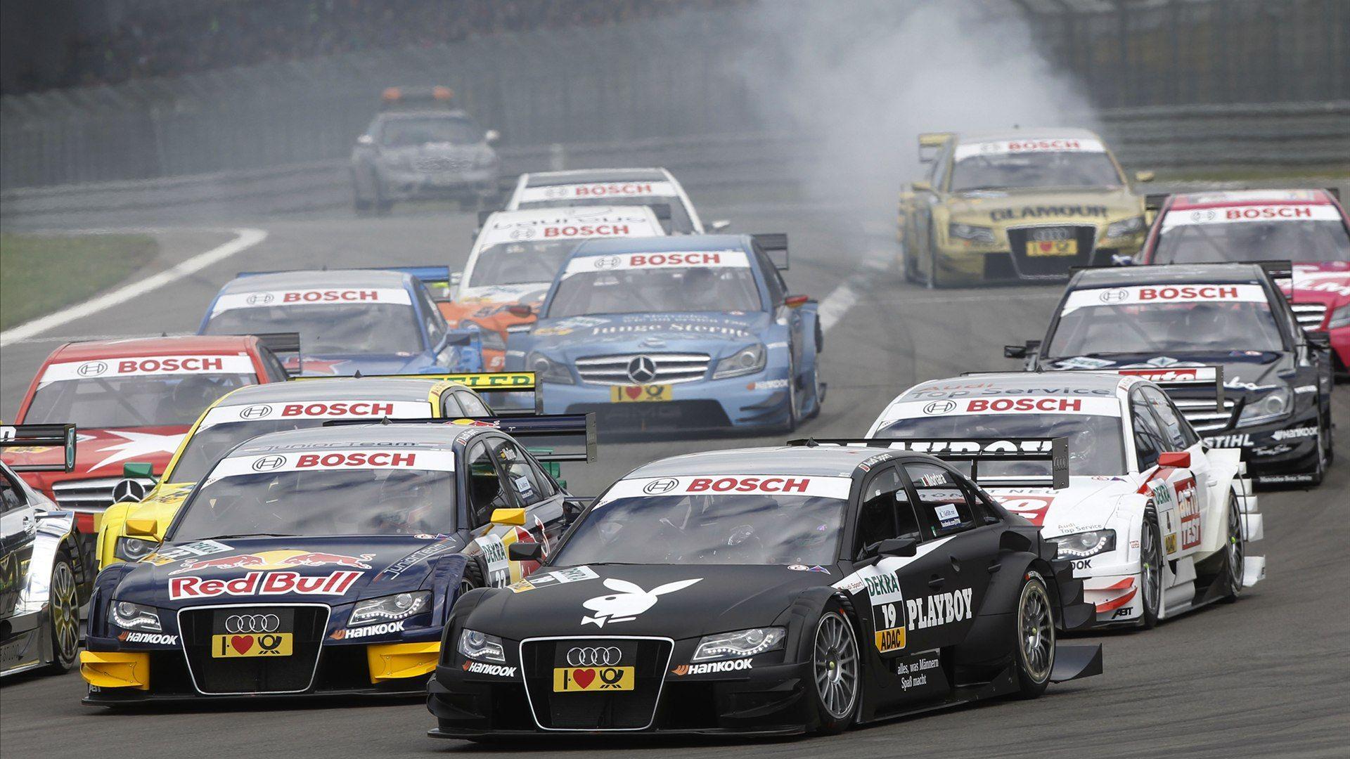Dtm Racing Dtm Racing Cars At Nurburgring Racing Race Cars Indy Cars