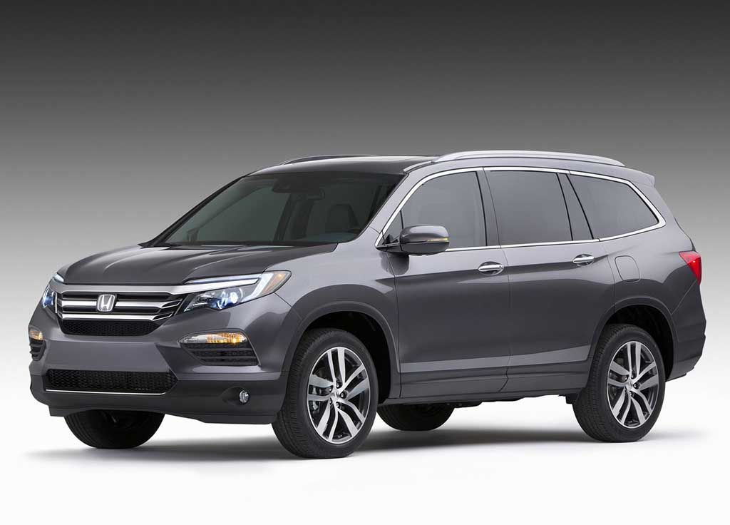 2017 Honda Pilot Redesign And Price