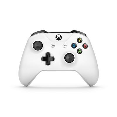 Microsoft Xbox One Polar White Wireless Controller Xbox One Gamestop Xbox One Xbox Wireless Controller Xbox One S