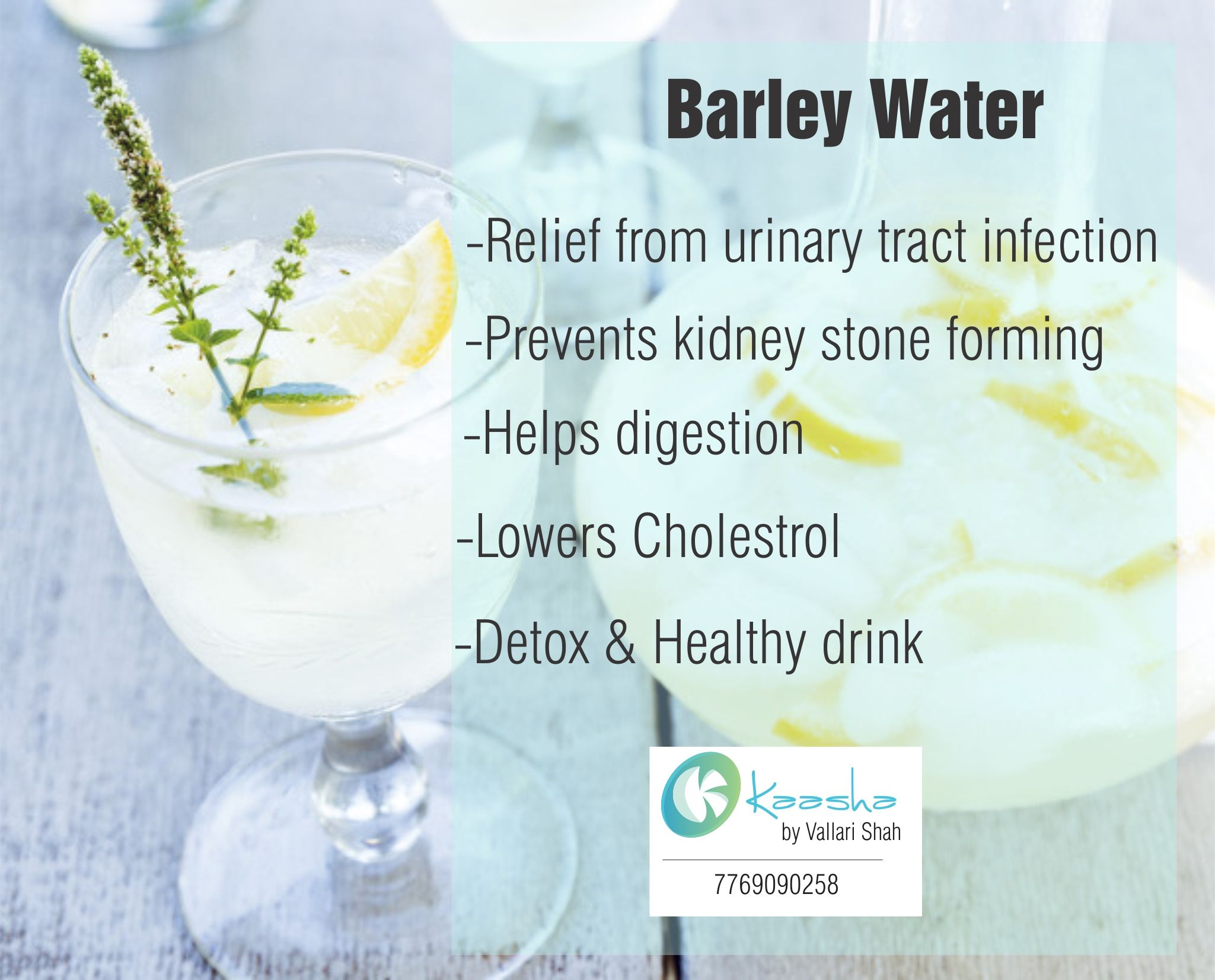 Daily diet for good health - Barley Water An Ancient Remedy Or An Elixir To Good Health Barley Water Is An Incredible Beverage That Our Ancestors Included In Their Daily Diet