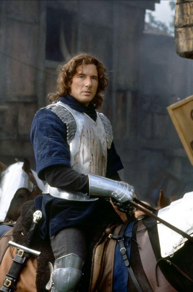Richard Gere as Lancelot