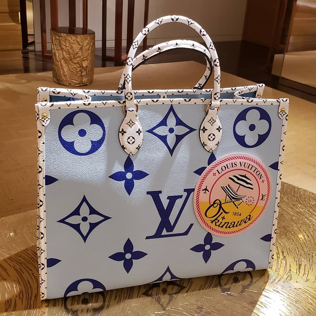 Louis Vuitton Okinawa Limited Edition Bags Louis Vuitton Handbags Vuitton Handbags Louis Vuitton