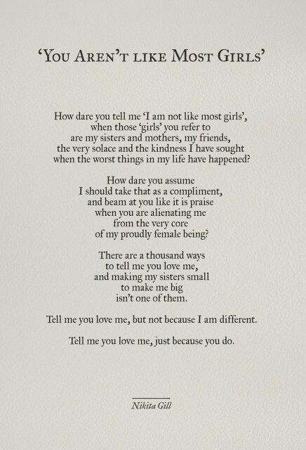 Pin by Annika on Nikita Gill | Poems, Daughter quotes