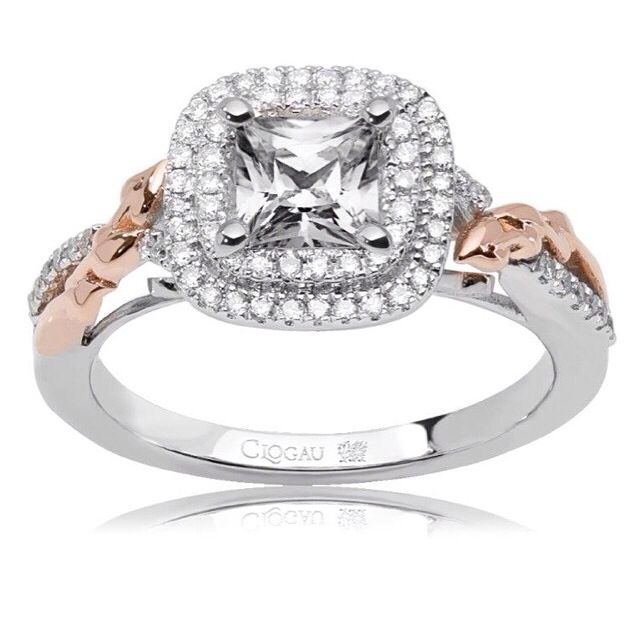 Welsh Wedding Ring: Clogau Welsh Gold Engagement Ring!!! Stunning