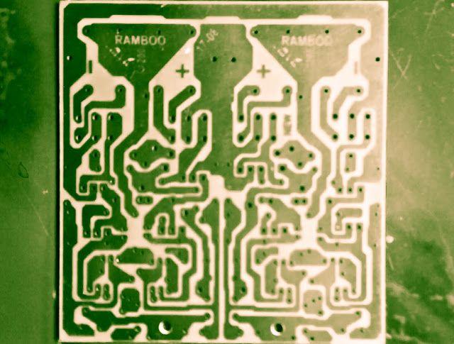 1200w High Power Amplifier 2sa1216 And 2sc2922   U0441
