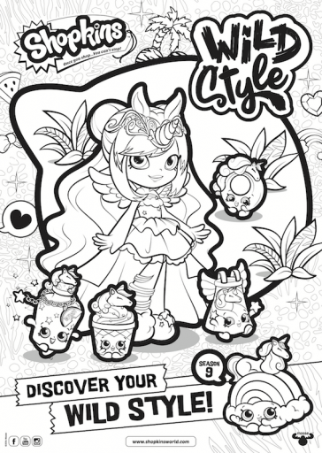 Grab Your Fresh Coloring Pages Shopkins Free Full Page Here Https Gethighit Com Fresh Coloring Unicorn Coloring Pages Shopkins Colouring Pages Coloring Pages