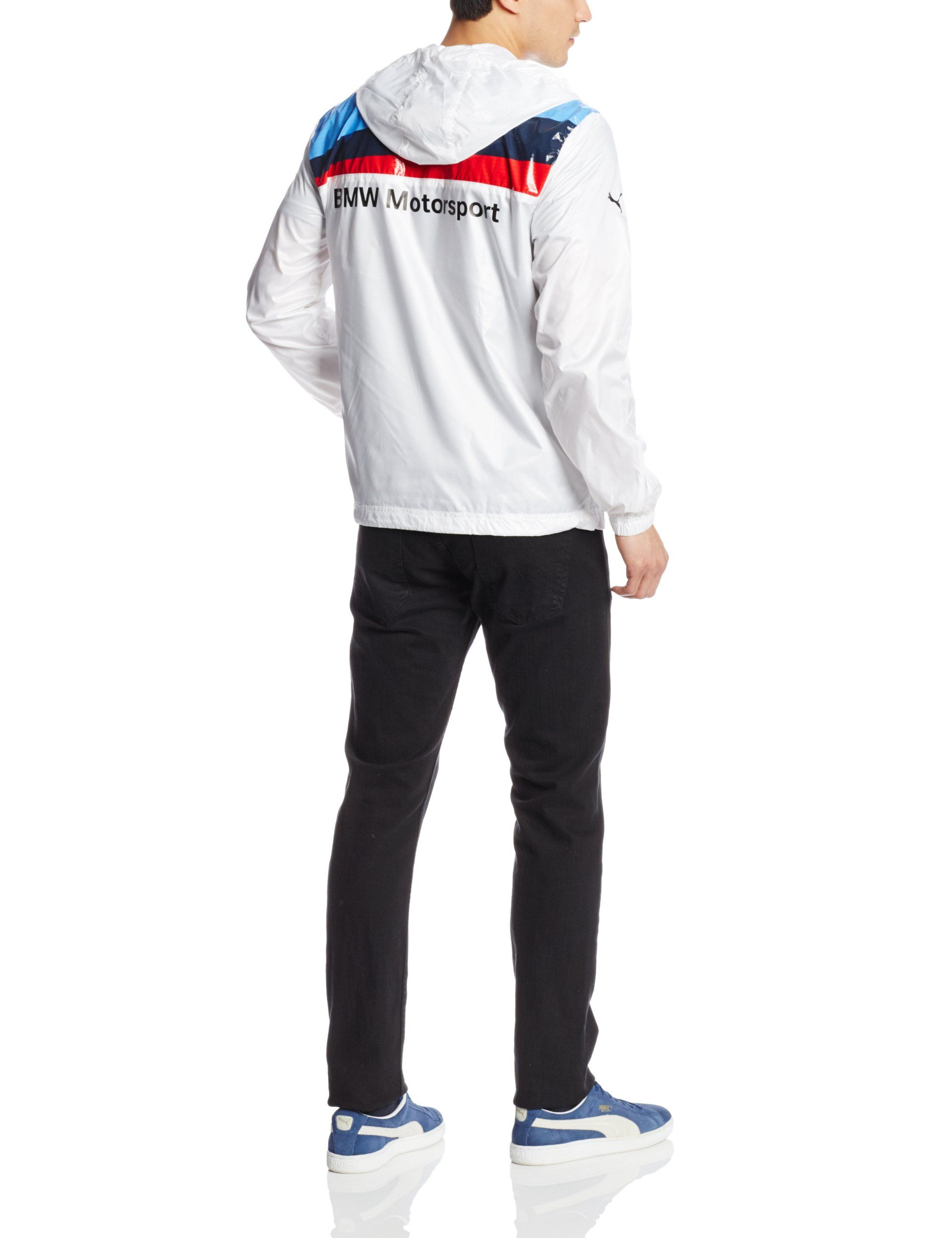 shop allsportswearusa bmw clothing motorsport hooded jacket track rakuten puma product