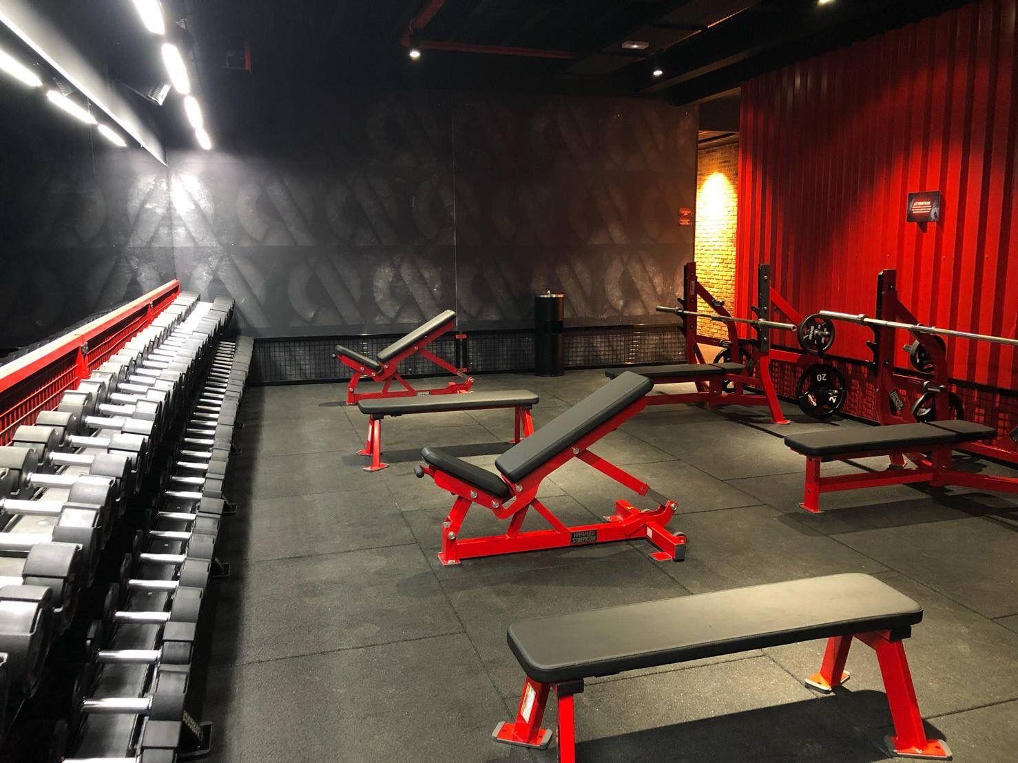 On Air Fitness Gym Interior Gym Design Gym