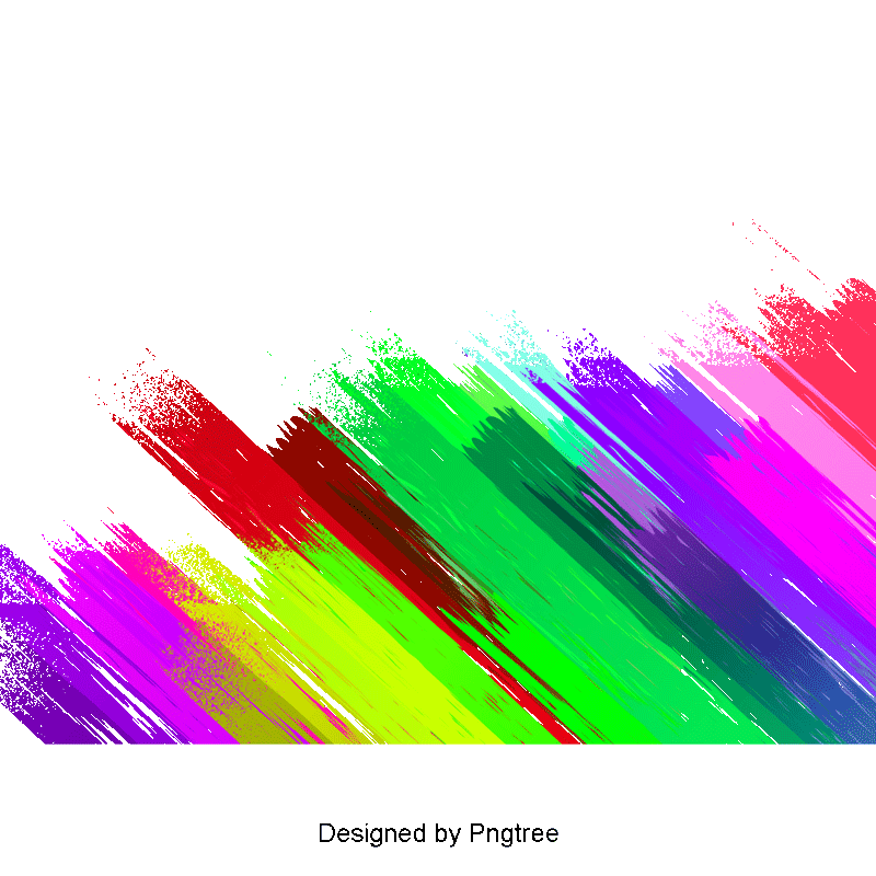 Ink Color Dynamic, Color, Abstract, Shading Background PNG