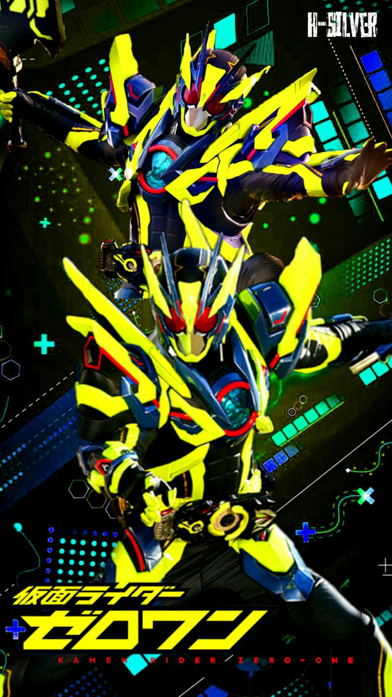 Kamen Rider Zero One Shining Assault Hopper Kamenrider