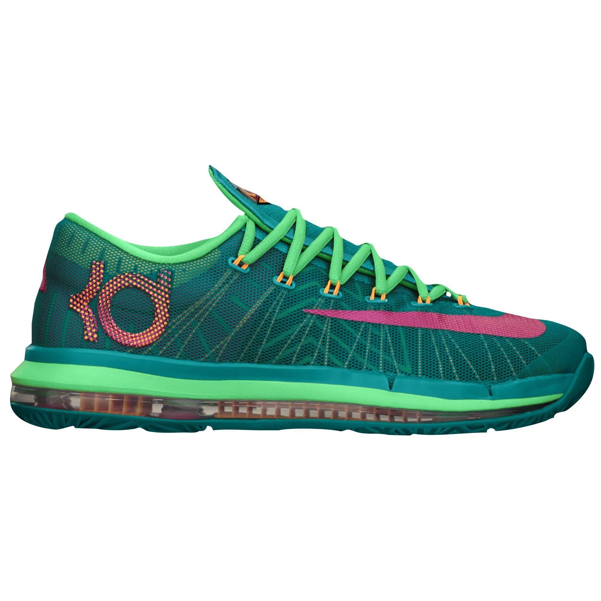 Nike KD VI Elite Men's Shoes Kd shoes, Mens nike