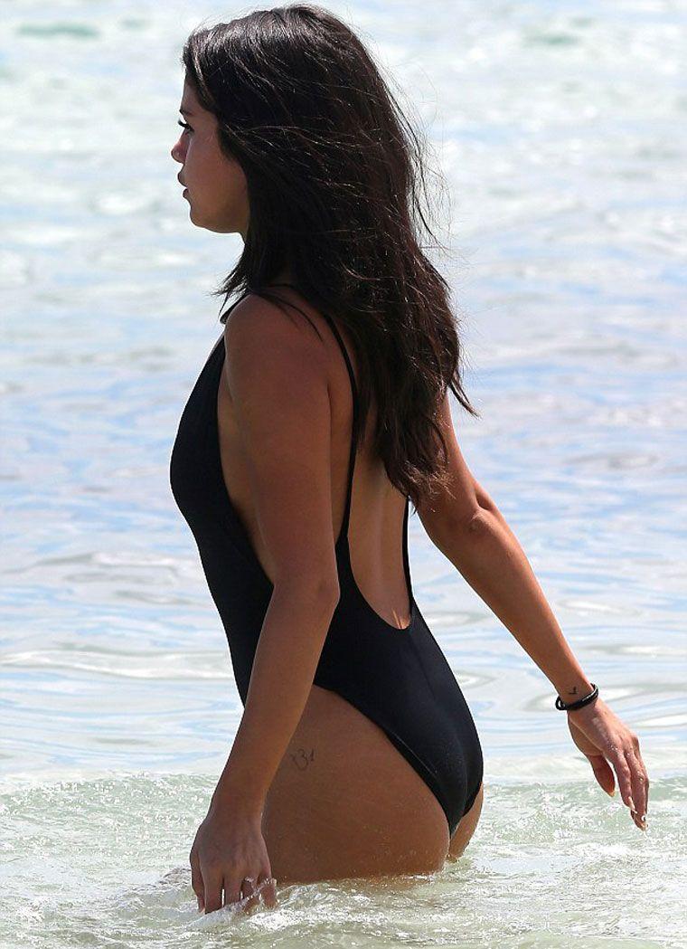 Congratulate, Selena gomez beach upskirt