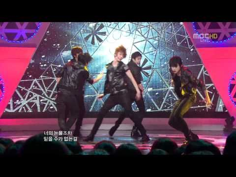 [110430] X-5 @M usic C ore - The show is over - YouTube