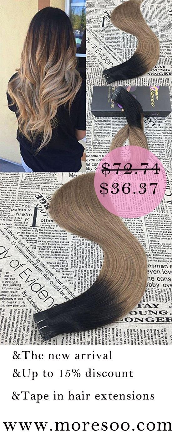 Every Women Could Own Long Thick Human Hair Extensions With Moresoo