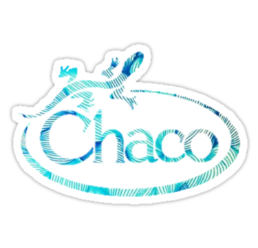 Chaco Sticker By Swampyak F O U R W H E E L D R I