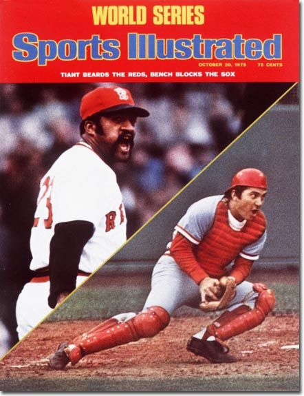 Photo of 1975 World Series – Game One – Luis Tiant