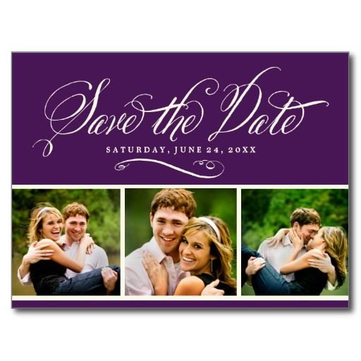 >>>The best place          Purple Photo Save the Date | Calligraphy Script Postcard           Purple Photo Save the Date | Calligraphy Script Postcard in each seller & make purchase online for cheap. Choose the best price and best promotion as you thing Secure Checkout you can trust Buy bestSh...Cleck Hot Deals >>> http://www.zazzle.com/purple_photo_save_the_date_calligraphy_script_postcard-239709139325474068?rf=238627982471231924&zbar=1&tc=terrest