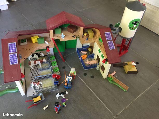 ferme playmobil 5119 jouets noel ambroise pinterest. Black Bedroom Furniture Sets. Home Design Ideas