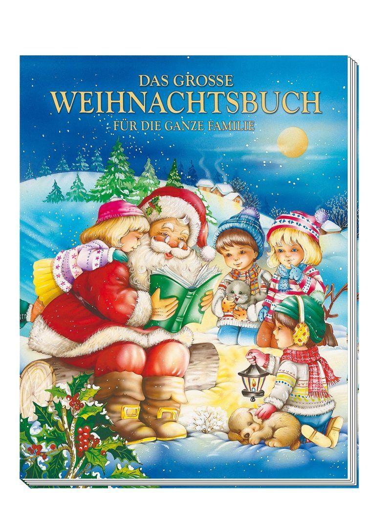 Das große Weihnachtsbuch: Amazon.de: Edition Trötsch: Bücher